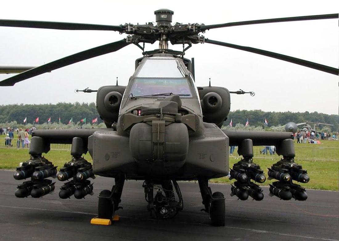 Apache AH 64E Guardian