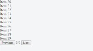 Angularjs table ng-repeate Simple Pagination