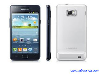 Cara Flashing Samsung Galaxy S2 Plus GT-I9105