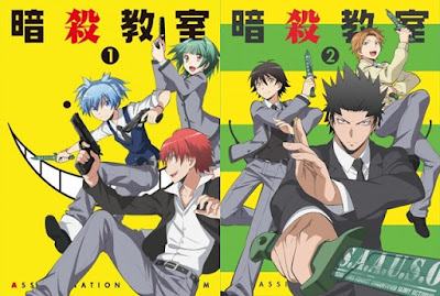 Download Ansatsu Kyoushitsu Season 2 BATCH Sub Indo Mp4 Mkv