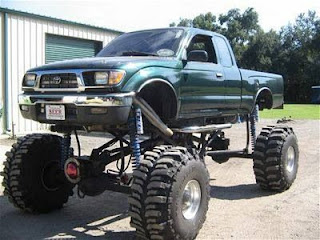 Lifted Mud Trucks for Sale
