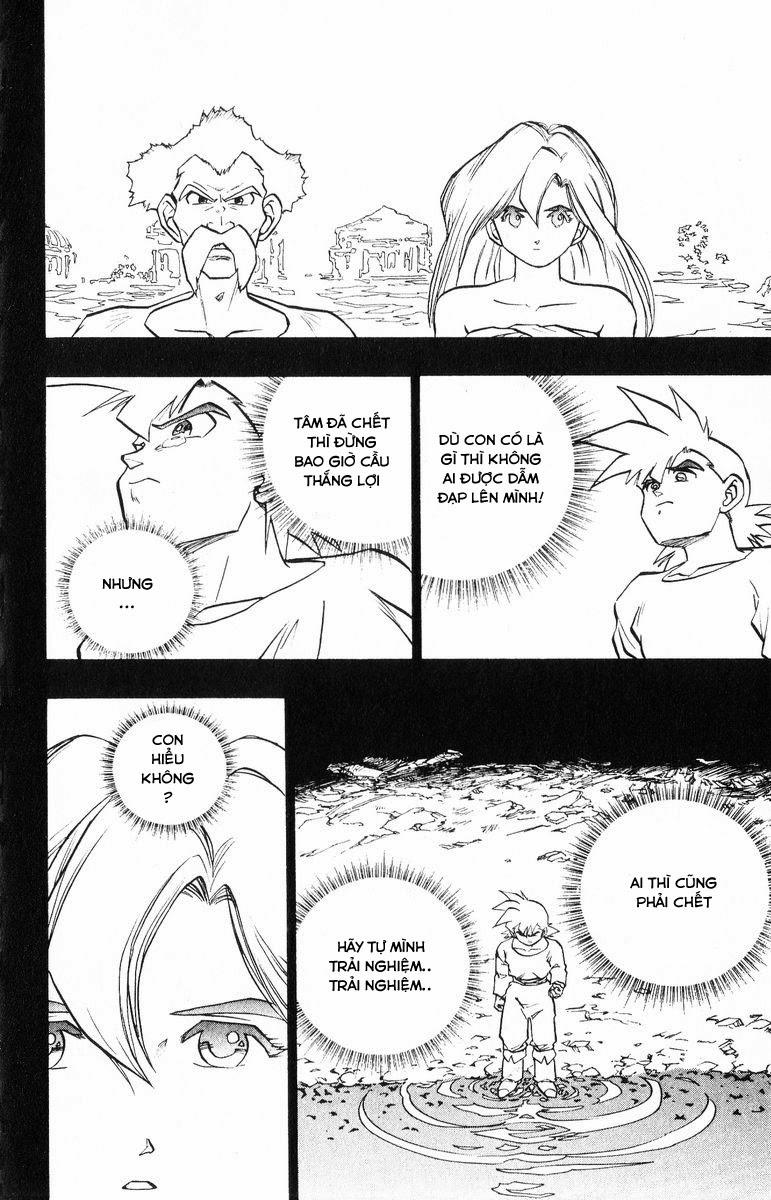Dragon Quest: Emblem of Roto chap 38 trang 25