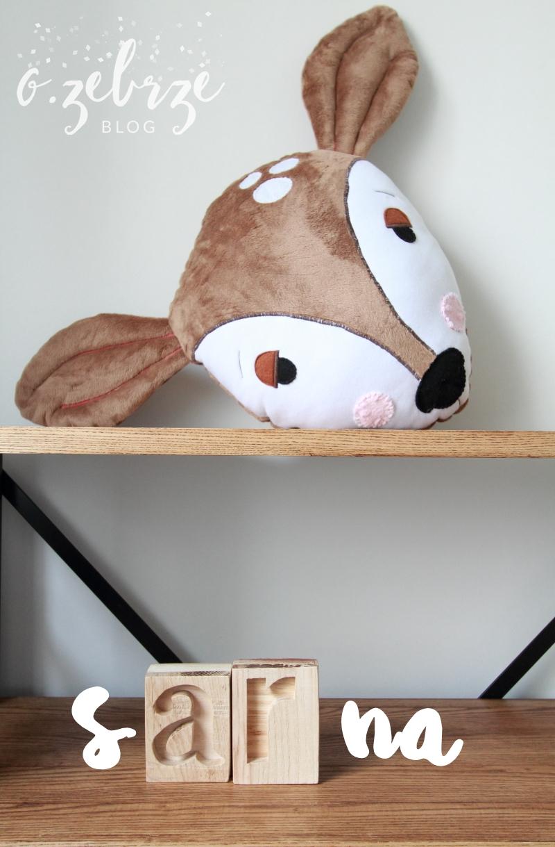 poduszka dziecięca