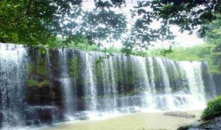 Wisata Ke Bukit Sulap Dan Air Terjun Temam Lubuk Linggau