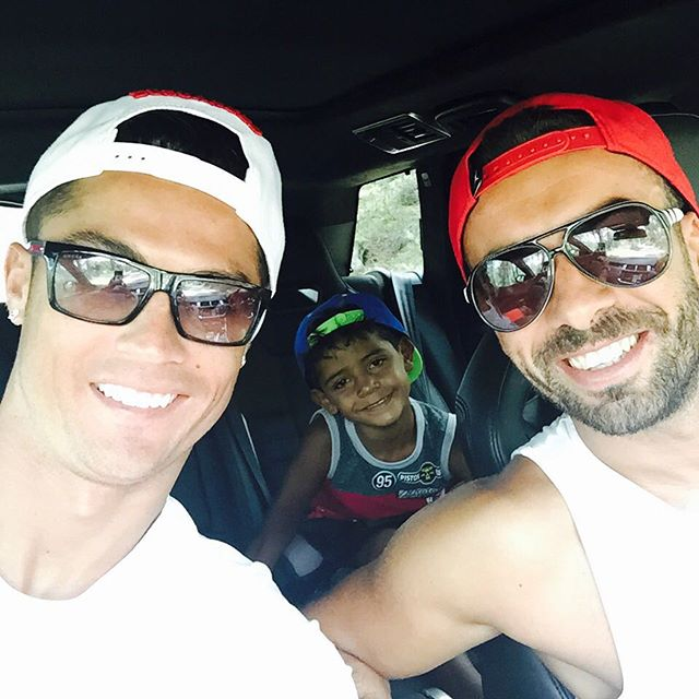 Cristiano Ronaldo Happy Sunday
