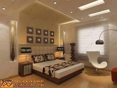 Platre algerie decoration platre plafond - Decoration platre chambre ...