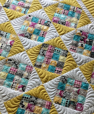 sixteen patch quilt
