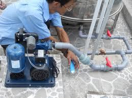 Cách sửa máy bơm chạy nhưng không lên nước
