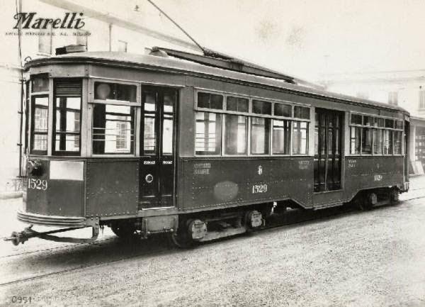 tram milano