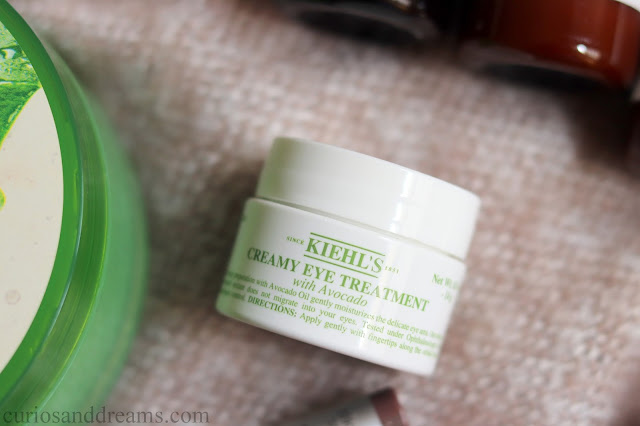 Kiehls Creamy Eye Treatment review