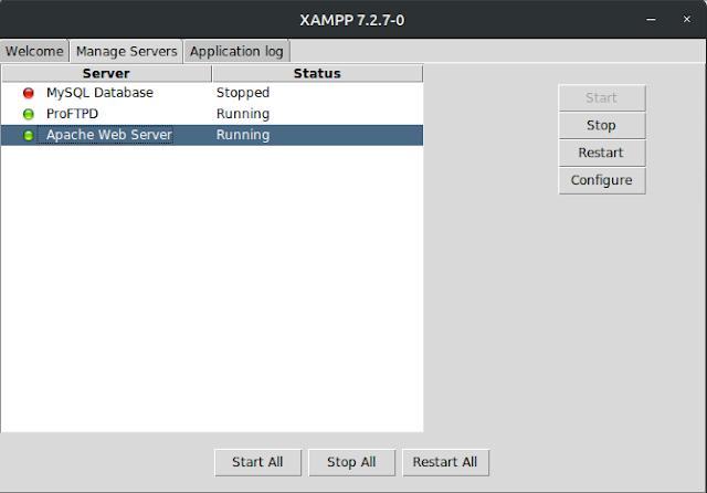 how to install xampp on ubuntu linux
