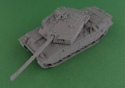 British Challenger 1 picture 7
