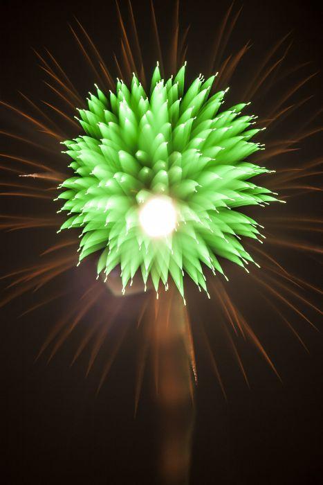 Long Exposure Fireworks (33 Pics)