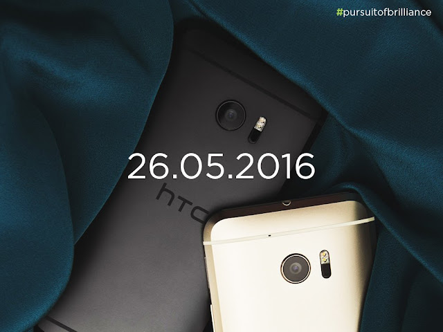 htc 10 launch event