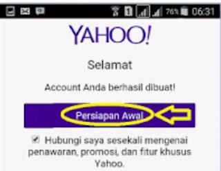 Cara Membuat Email Yahoo Indonesia