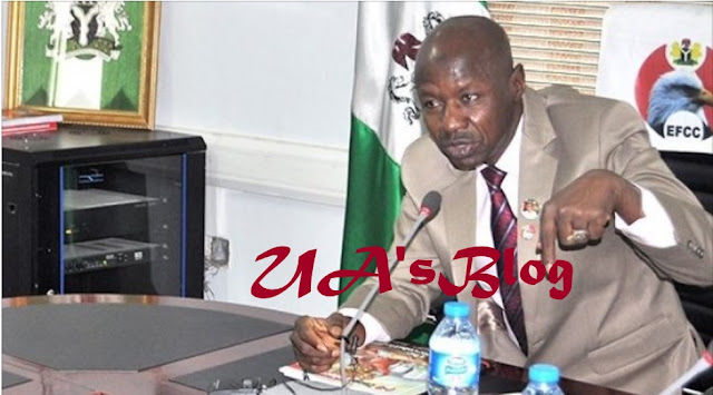 Magu writes CJN, wants justice Nyako taken off EFCC cases