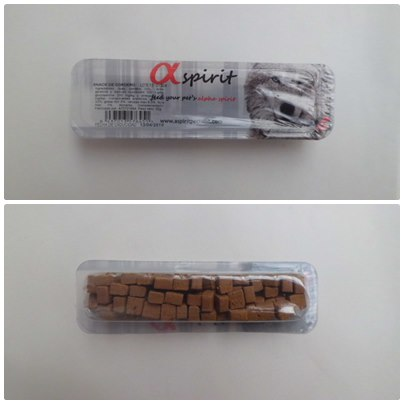 ALPHA SPIRIT - Snacks perros