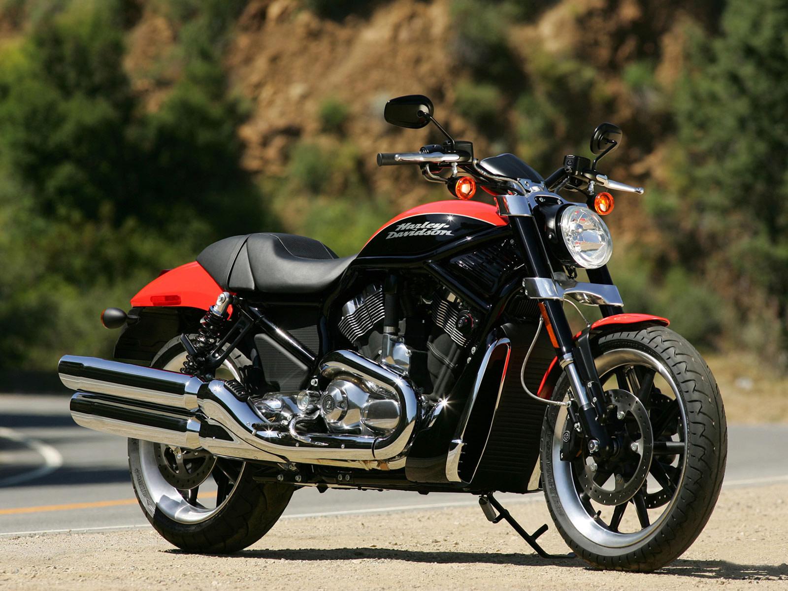 2007 VRSCR Street Rod Harley-davidson Pictures