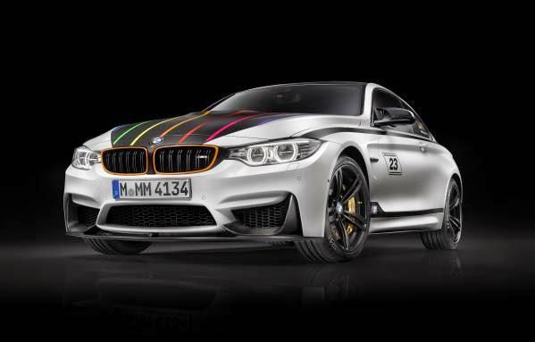 Μία συλλεκτική BMW M4 DTM Champion Edition σηματοδοτεί την κατάκτηση του Πρωταθλήματος από...