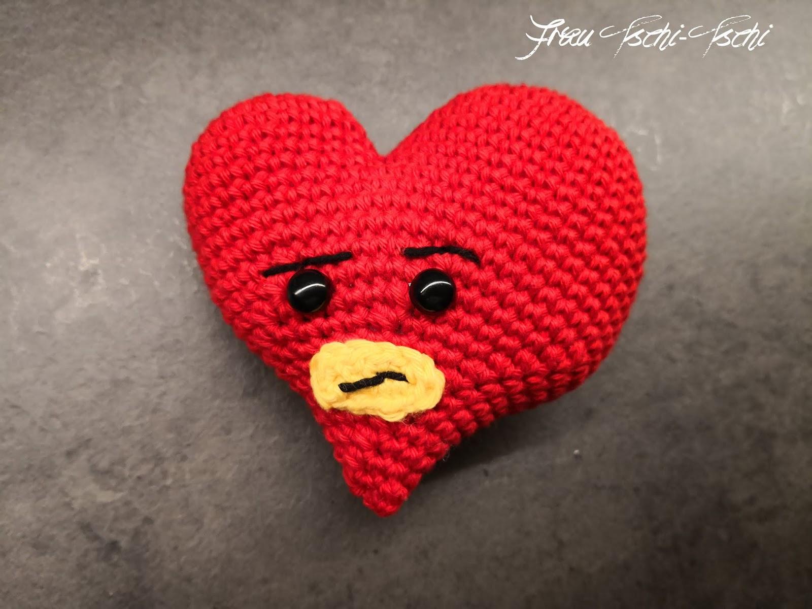 "PaigeeCrochets — MINI BT21 CROCHET PATTERN ""I Love This Yarn"" 3.5... | 1200x1600"