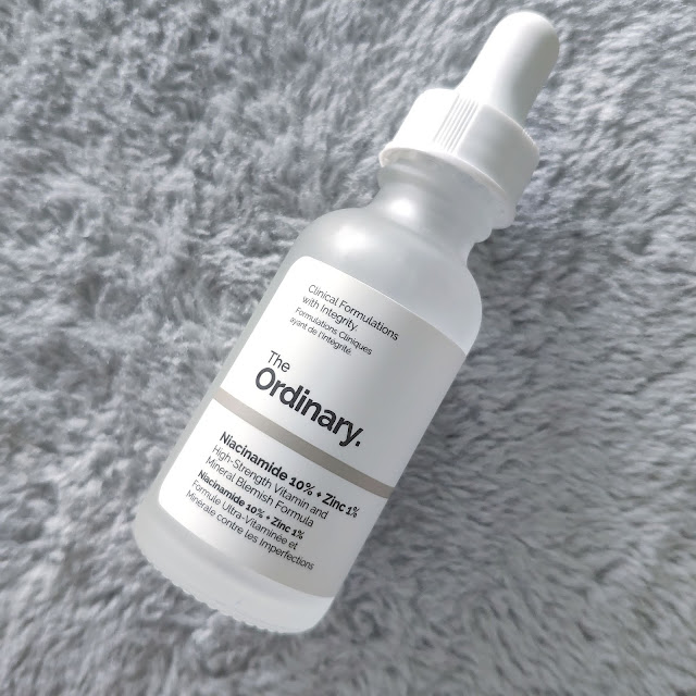 Niacinamide The Ordinary