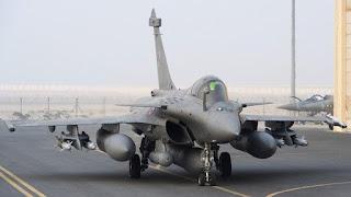 طائرات رافال مصرية تشن غارات ليلية على أهداف في منطقة الجفرة وسط الصحراء الليبية