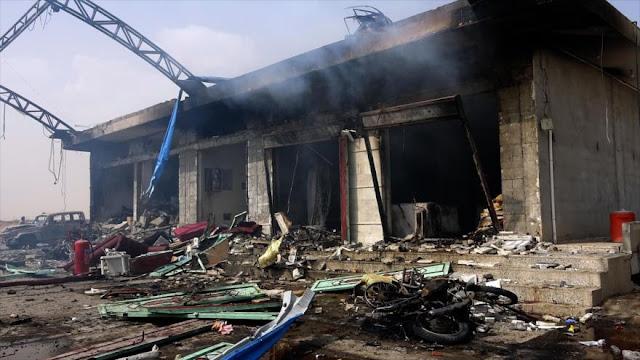 Ataque de Arabia Saudí a Yemen deja decenas de víctimas civiles