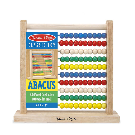 Classic Abacus Toy for Children