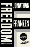 Freedom by Jonathan Franzen book cover