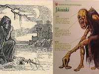5 Makhluk Mitologi Yang Mengerikan