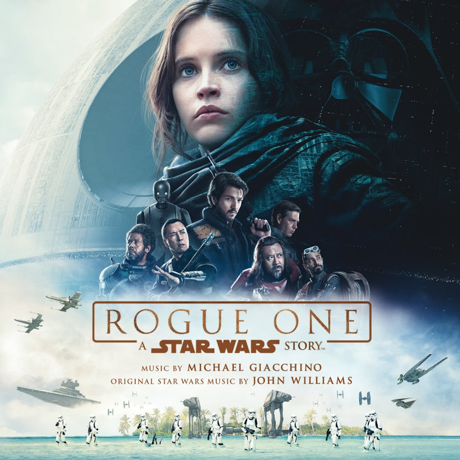 CRÍTICA BSO: ¨ROGUE ONE¨ - A STAR WARS STORY DE MICHAEL GIACCHINO