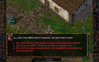 Adalah sebuah game RPG yang akan membawa pengalaman klasik memainkan game dengan judul yan Unduh Game Android Gratis Baldur's Gate Enhanced Edition apk + obb