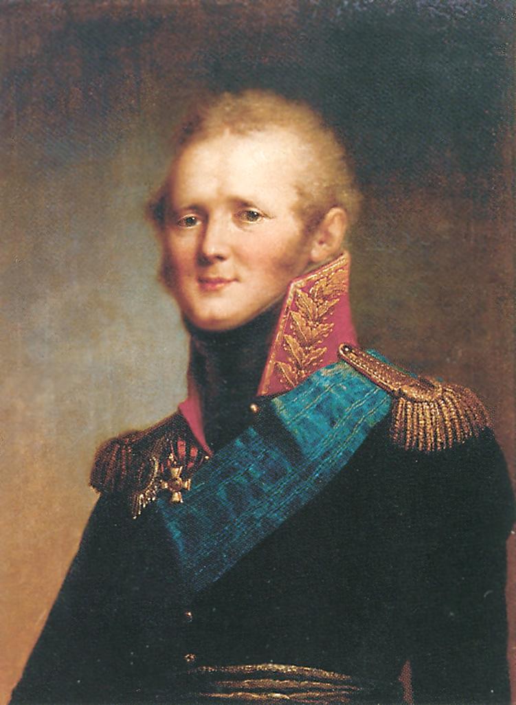 In Russian America Was Alexander 93