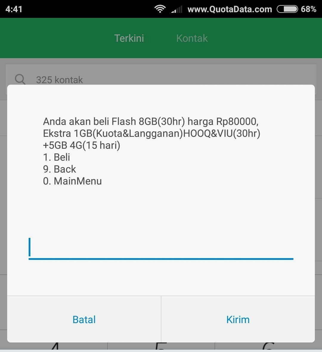 Paket Flash 8gb 80rb Telkomsel 2018 Terbaru Quota Data Internet 12gb 80ribu Kartu As Simpati
