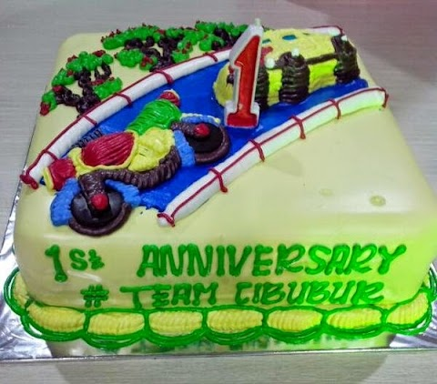 1st Anniversary Nebengers Team Cibubur