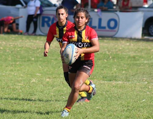 Cardenales es la Reina del rugby2018
