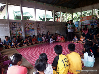 Relawan Taman Baca Baraoi