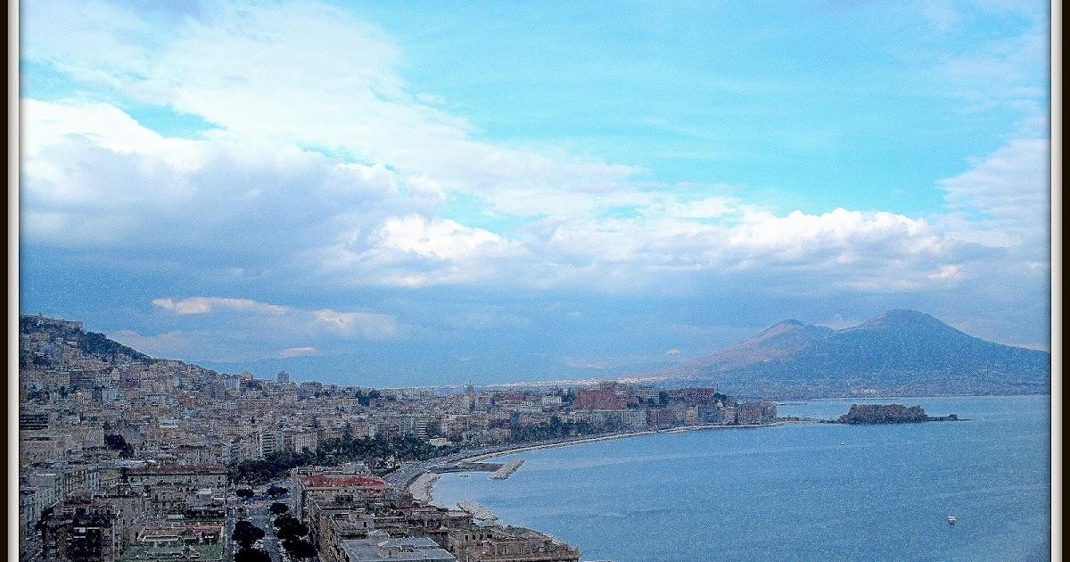 Napoli vista da uno studente Napoli un panorama mozzafiato da 6 angolazioni