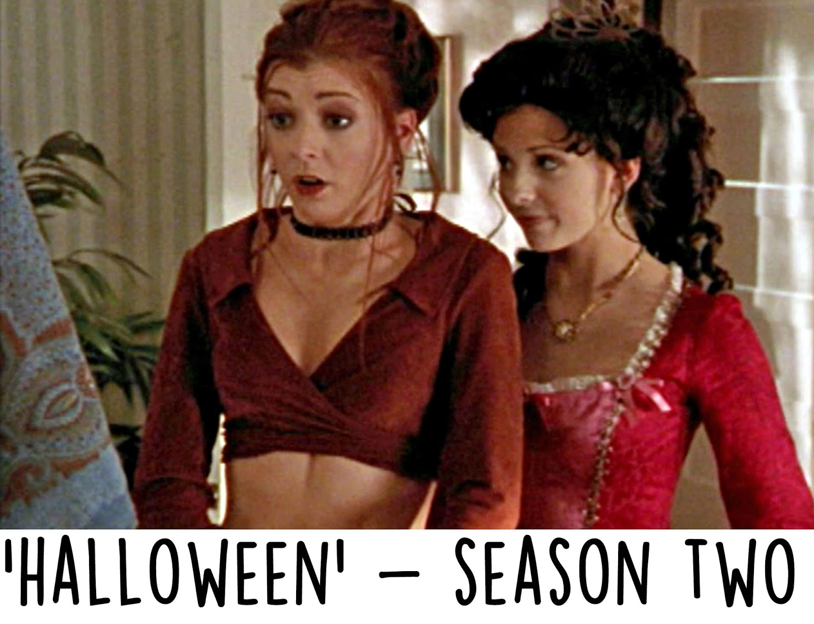 Not only is this episode where we are first introduced to Ethan but itu0027s also the first Halloween episode of the series the gang turning into their ...  sc 1 st  heart shaped bones & MY TOP TWELVE FAVOURITE BUFFY THE VAMPIRE SLAYER EPISODES!! | HEART ...