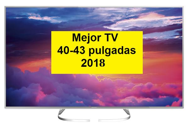 bb9f953acb6f Nosotros te recomendamos cuales son los mejores televisores que puedes  comprar en 43 pulgadas durante primera mitad del 2019.
