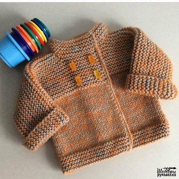 wzory sweterków dla dzieci