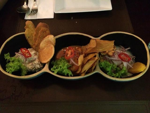 lima restobar campinas restaurante peruano ceviche