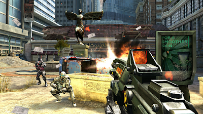 N.O.V.A. 3: Freedom Edition v1.0.1d Mod Apk + Data OBB (Lastest Version)