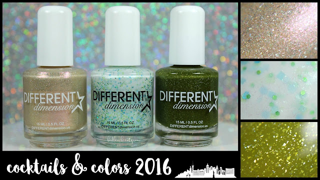 Different Dimension | Cocktails & Colors 2016
