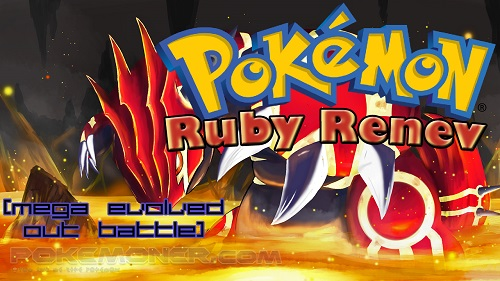 Pokemon Ruby Renev