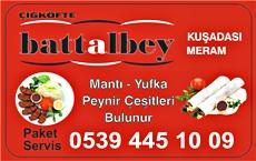 Battalbey Çiğ Köfte - Meram