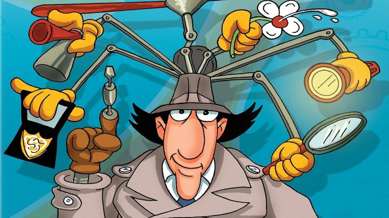 Inspector Gadget Pt Pt