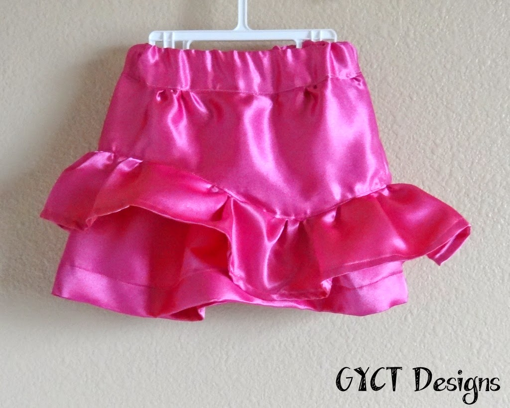 Waverly Skirt from SassHenri by GYCT Designs