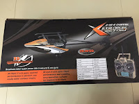 Wltoys V950 Brushless Rc Helicopter Specifications