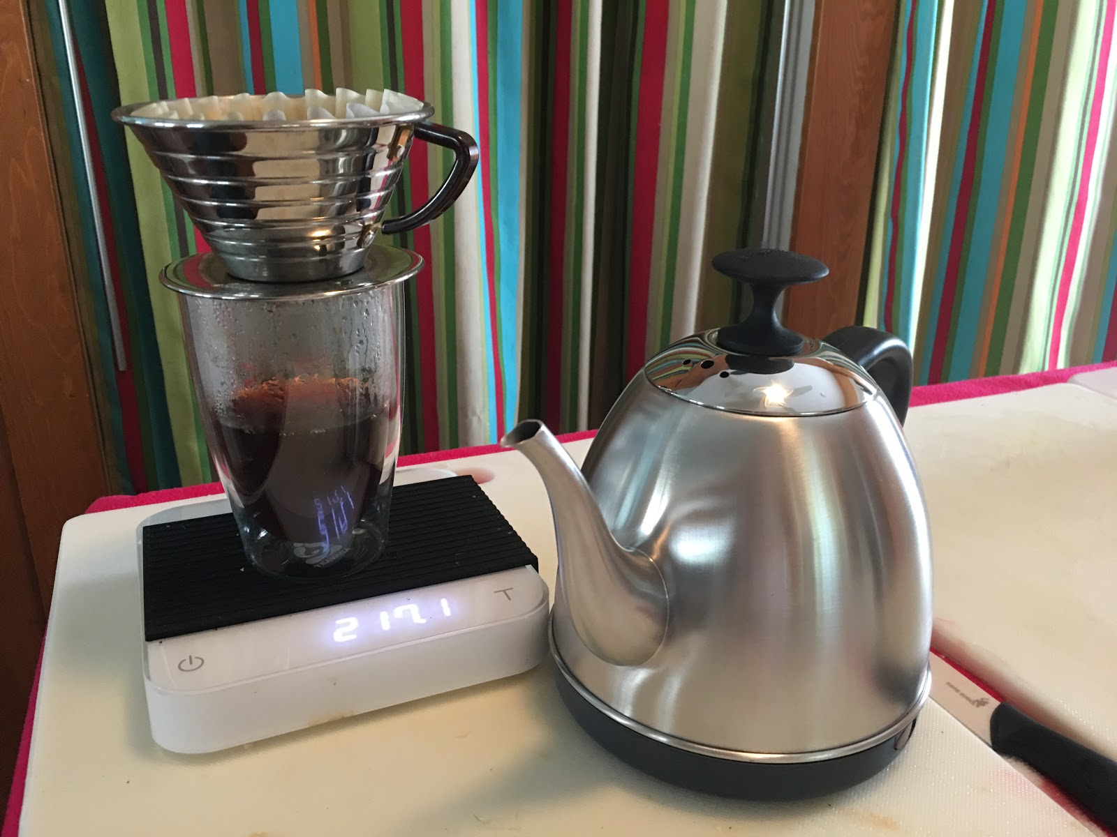 Houston Food Explorers 2018 Kalita Coffee Pot Kettle 16 L A New Option For Shopping Makers And Other Related Products Is Wish Dot Com The Stuff Really Cheap Your Purchases Mostly Ship From
